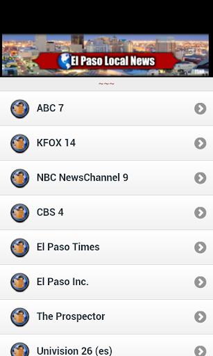 【免費新聞App】El Paso Local News-APP點子