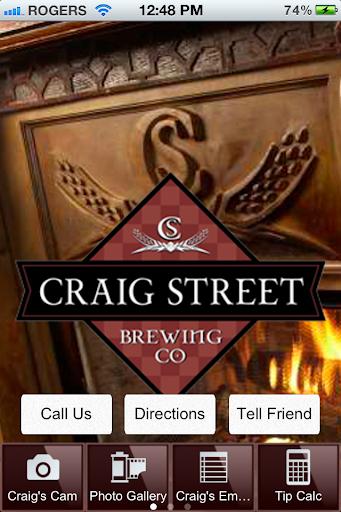 Craig Street Brew Pub