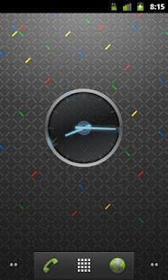 Ice Cream Sandwich Clock- screenshot thumbnail