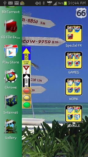 【免費個人化App】TSF的殼牌主題路標-APP點子
