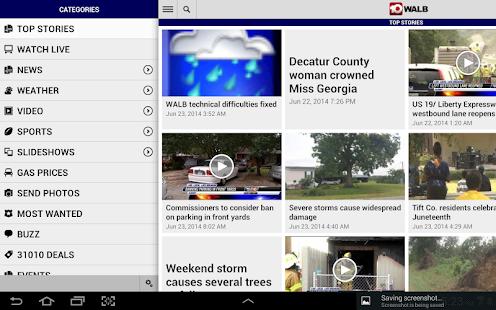 WALB News 10 Screenshot 8