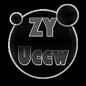 Metal Clock UCCW Skin