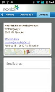 Mijn Noordzij- screenshot thumbnail