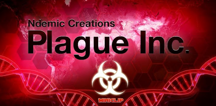 Plague, Inc Banner from Google Play