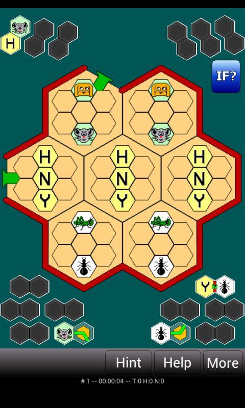 Honeycomb Hotel Pro screenshot #1