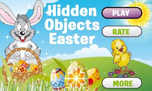 Easter Eggs Hidden Objects - screenshot thumbnail