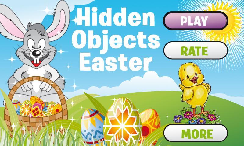 Easter Eggs Hidden Objects - screenshot