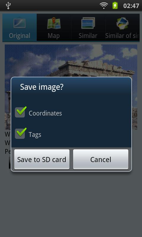 FindmyPhoto - screenshot