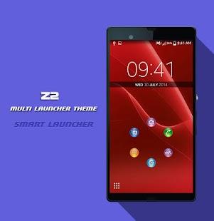 Z2 theme