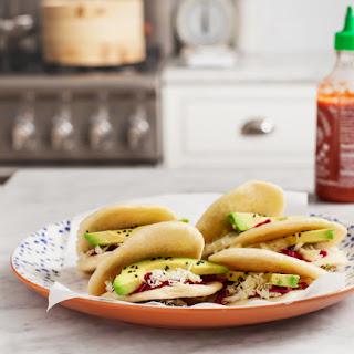 Avocado Steamed Buns