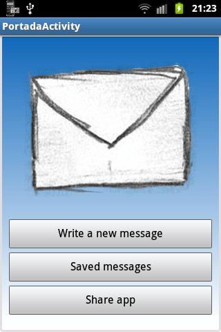 Send Saved Messages