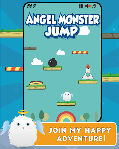 Angel Monster Jump
