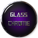 Purple Glass Chrome Icons icon