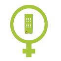 Women remote free icon