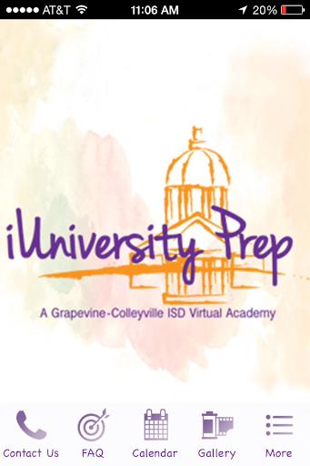 iUniversity Prep