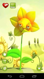 Talking Sonny Sunflower- screenshot thumbnail