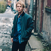Tom Odell Blue Fan