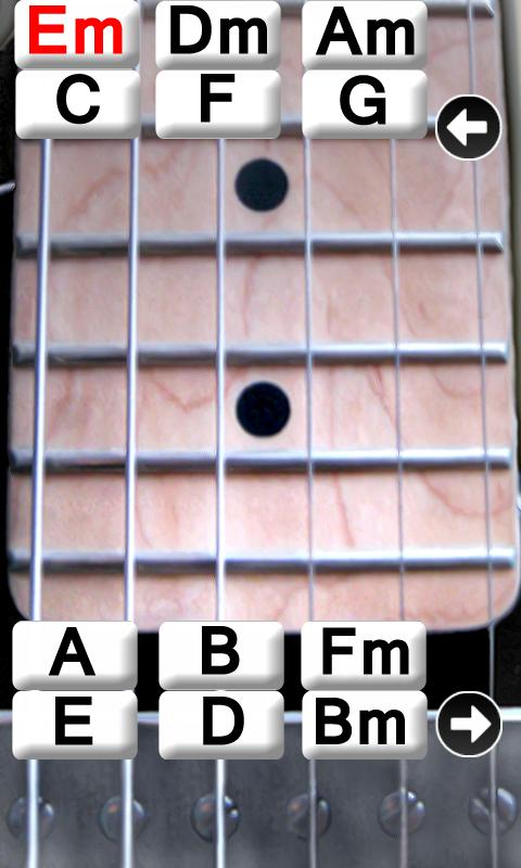 Electric Guitar - AdFree - screenshot