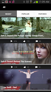 Taylor Swift- screenshot thumbnail