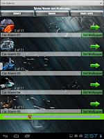 Screenshot of Sirens Horns & Alarm Ringtones