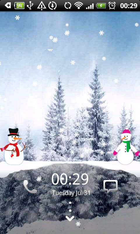 Snow Locker - screenshot