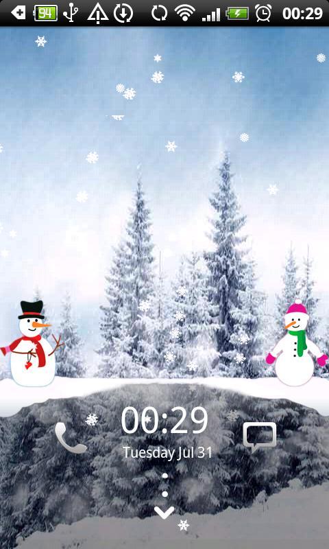 Snow Locker - screenshot