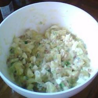 Mayo-Free Potato Salad