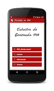 Córdoba en 1754- screenshot thumbnail