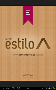 Revista Estilo A - screenshot thumbnail