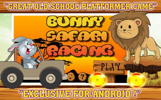 Bunny Safari Racing