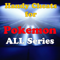 Pokemon All Series Cheats Free logo