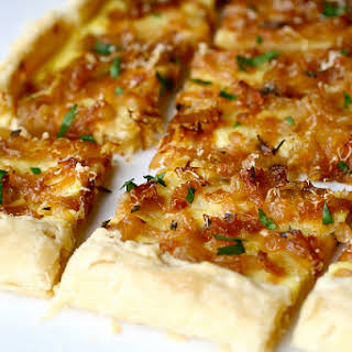 Puff Pastry.