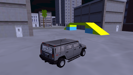 Extreme Jeep Driving 3D