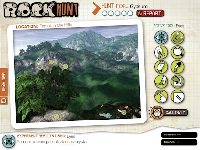 Rock Hunt- screenshot thumbnail