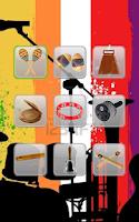 Screenshot of Shake Instruments