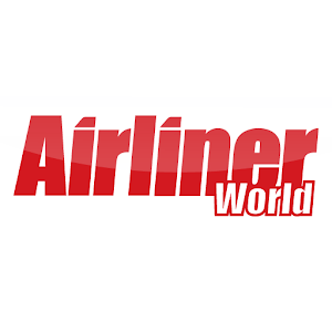 Airliner World Magazine    Varies with device   Logo
