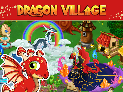 Magic Dragon Village -Sky City