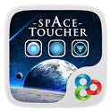 Space Toucher Point Theme icon