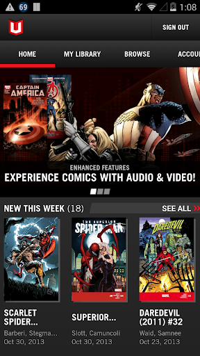 【免費漫畫App】Marvel Unlimited-APP點子