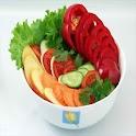 Mom`s Healthy Salad Recipes logo