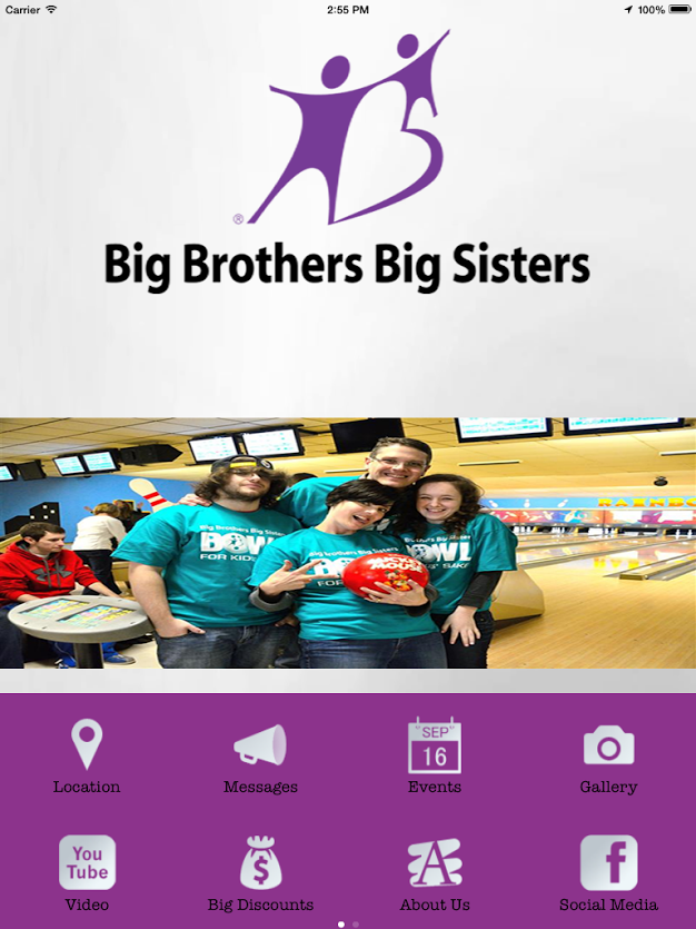 big brothers big sisters Welcome to big brothers big sisters of mercer county big brothers big sisters is not your typical organization we help children realize their potential and build their futures.