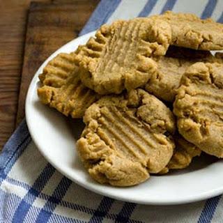 Peanut Butter Crisscrosses.