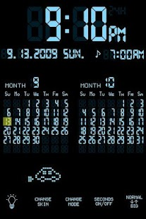 TokiClock-World Clock Calendar- screenshot thumbnail