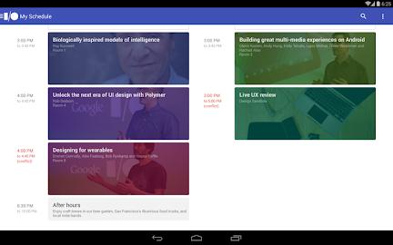 Google I/O 2015 Screenshot 20