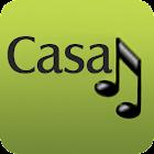 (Old) CasaTunes Home Audio Ctr icon