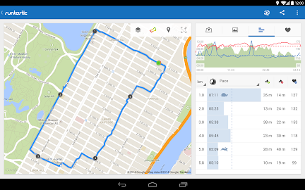 Runtastic Running PRO Screenshot 6