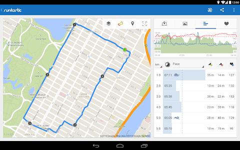 Runtastic Running PRO v5.0.5