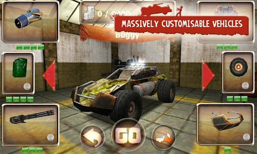 Zombie Derby Screenshot 4