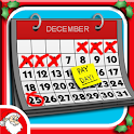 Pay Days Till Xmas icon