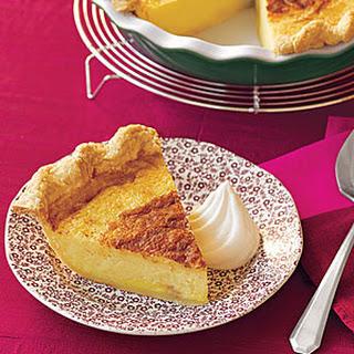 Snickerdoodle Pie.